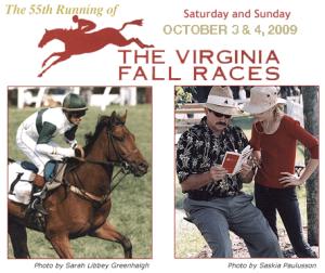 VA Horse Races